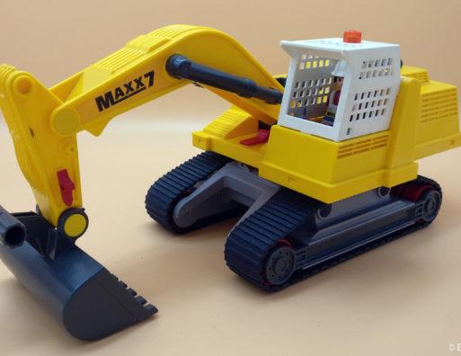 Playmobil® 4039 Kettenbaggerlader (Get it @ PLAY-BAY.de)