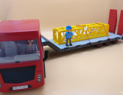 Playmobil® 5467 Schwertransporter (Get it @ PLAY-BAY.de)