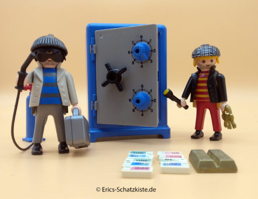 Playmobil® 3161 Tresorknacker (Get it @ PLAY-BAY.de)