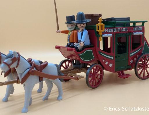 Playmobil® 4399 Western Postkutsche (Get it @ PLAY-BAY.de)