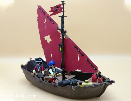 Playmobil® 4444 Cannon Boat Kanonenboot (Get it @ PLAY-BAY.de)