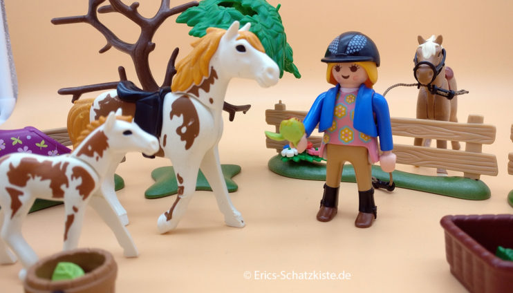Playmobil® 5227 Pferdekoppel (Get it @ PLAY-BAY.de)