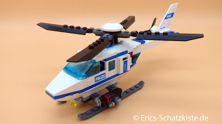 Lego® 7741 City Police Helicopter (Get it @ PLAY-BAY.de)