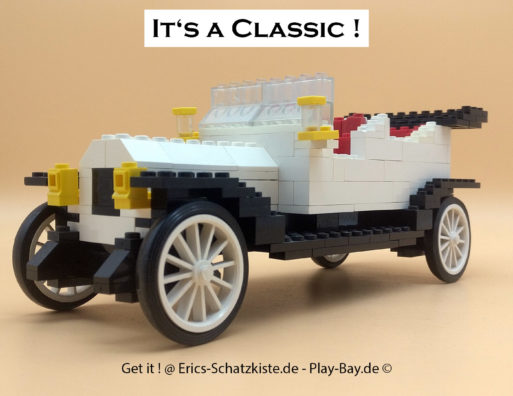 Lego® 395 1909 Rolls Royce (Get it @ PLAY-BAY.de)