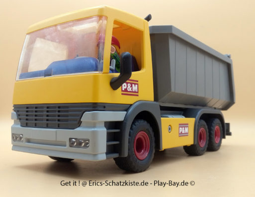 Playmobil 3265 Grosser Muldenkipper (Get it @ PLAY-BAY.de)