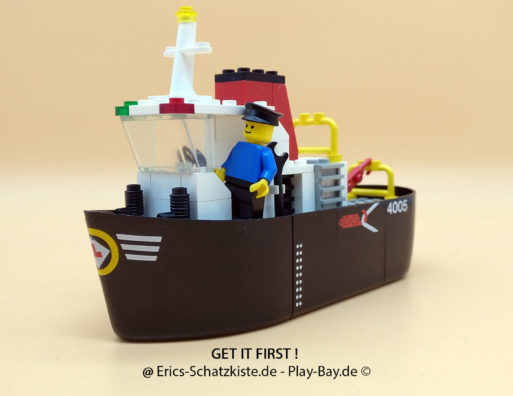 Lego® 4005 Schlepper Tug Boat (Get it @ PLAY-BAY.de)