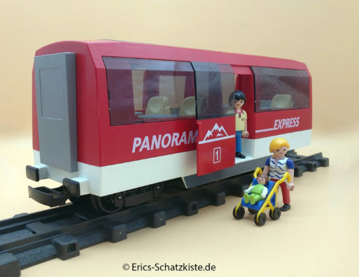 Playmobil 4124 Personenwagen Panoramawagen (Get it @ PLAY-BAY.de)