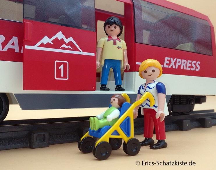 Playmobil 4124 Personenwagen Panoramawagen (Get it @ PLAY-BAY.de)
