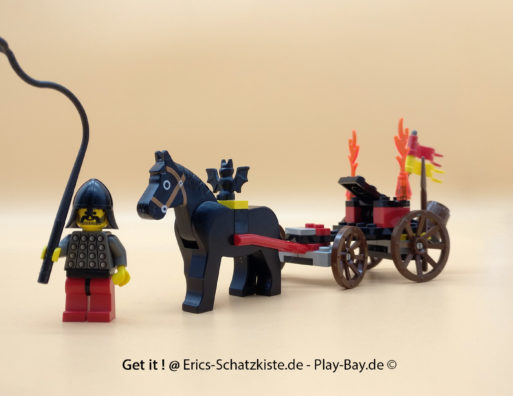 Lego®6027 Steinschleuder-Fuhrwerk Batlords Catapult (Get it @ PLAY-BAY.de)