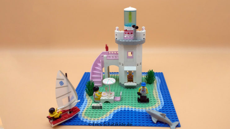 Lego® 6414 Dolphin Point Ferieninsel (Get it @ PLAY-BAY.de)