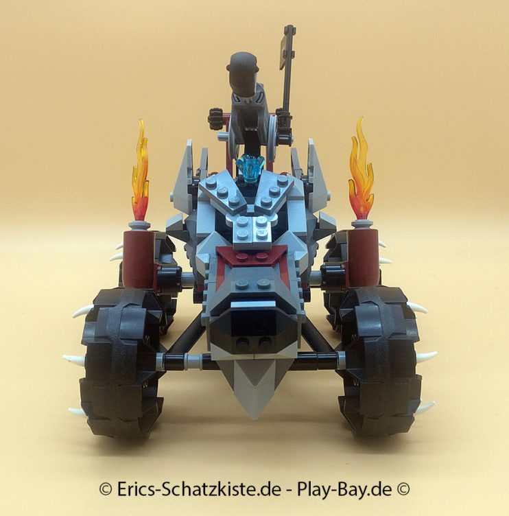 Lego® 70004 [Legends of Chima] Wakz Wolfstracker Wakz' Pack Tracker (Get it @ PLAY-BAY.de)