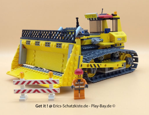 Lego® 7685 Bulldozer Dozer (Get it @ PLAY-BAY.de)