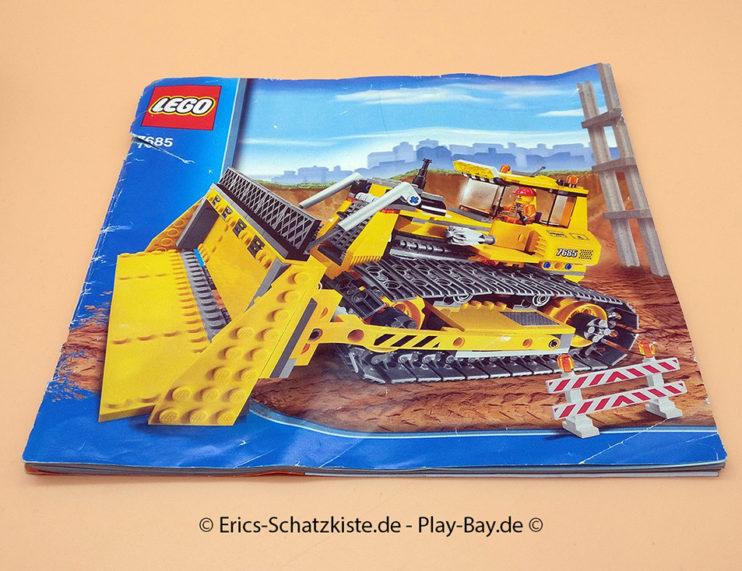 Lego® 7685 Bulldozer Dozer (Get it @ PLAY-BAY.de)