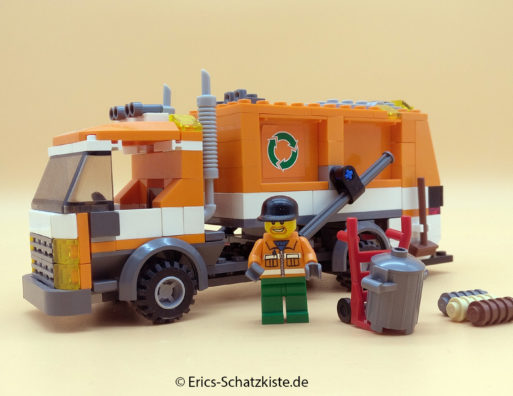 Lego® 7991 City Müllwagen (Get it @ PLAY-BAY.de)