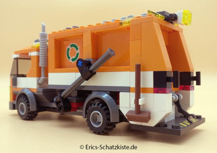 Lego® 7991 City Müllwagen (Get it @ PLAY-BAY.de)