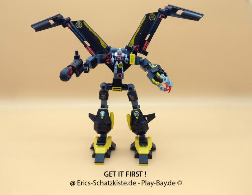 Lego® 8105 [Exo Force} Iron Condor (Get it @ PLAY-BAY.de)
