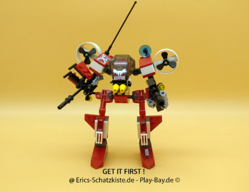 Lego® 8111 [Exo Force} River Dragon (Get it @ PLAY-BAY.de)