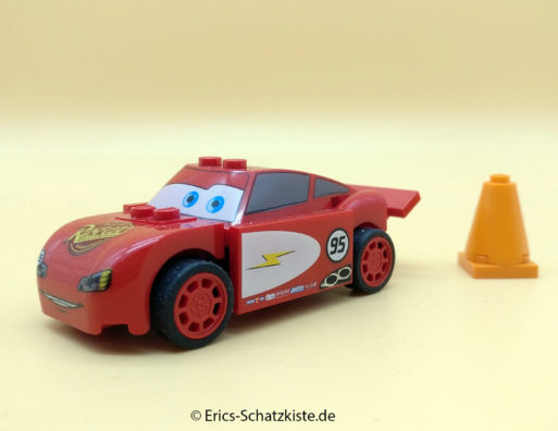 Lego® 8200 Radiator Springs Lightning McQueen (Get it @ PLAY-BAY.de)