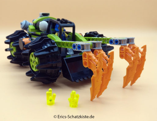 Lego® 8959 Powerminers Claw Digger Kristallschürfer (Get it @ PLAY-BAY.de)