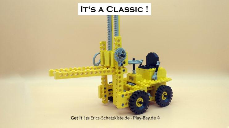 Lego® 850 [Technic] Gabelstapler Fork Lift (Get it @ PLAY-BAY.de)