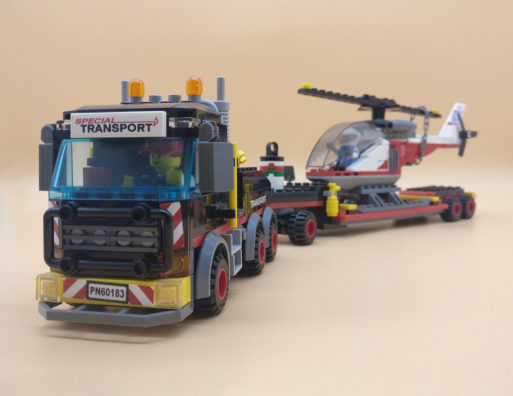 Lego® 60183 [City] Schwertransporter / Heavy Cargo Transport (Get it @ PLAY-BAY.de)