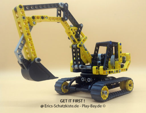 Lego® 84194 [Technic] Kettenbagger Excavator (Get it @ PLAY-BAY.de)