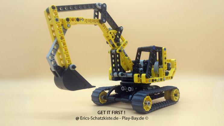 Lego® 84194 [Technic] Kettenbagger Excavator (Get it @ PLAY-BAY.de)