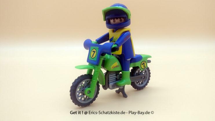 Playmobil® 3698 Gelände-Motorrad (Get it @ PLAY-BAY.de)