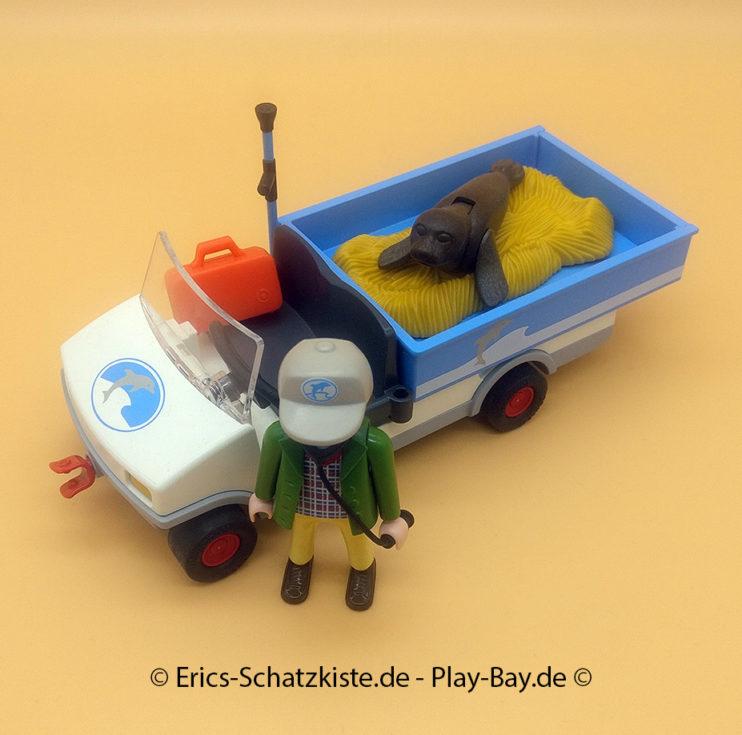 Playmobil® 4464 Tierpark-Fahrzeug (Grt it @ PLAY-BAY.de)