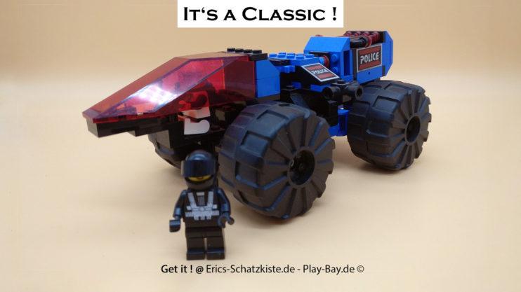 Lego® 6895 [Space Police] Spy Trak 1 (Get it @ PLAY-BAY.de)