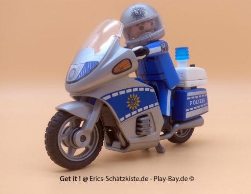 Playmobil® 4261 Polizei Motorrad (Get it @ PLAY-BAY.de)