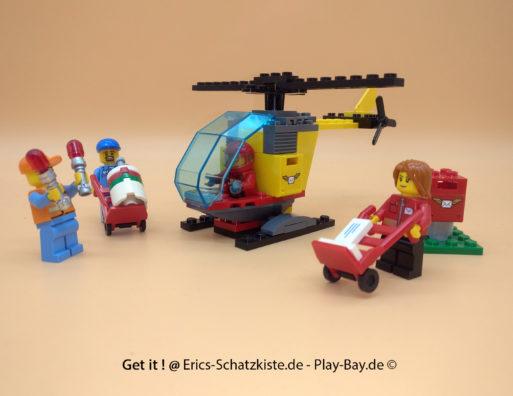 Lego® 60100 Flughafen Starter Set Airport Starter Set (Get it @ PLAY-BAY.de)