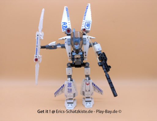 Lego® 7700 [Exo Force} Stealth Hunter (Get it @ PLAY-BAY.de)