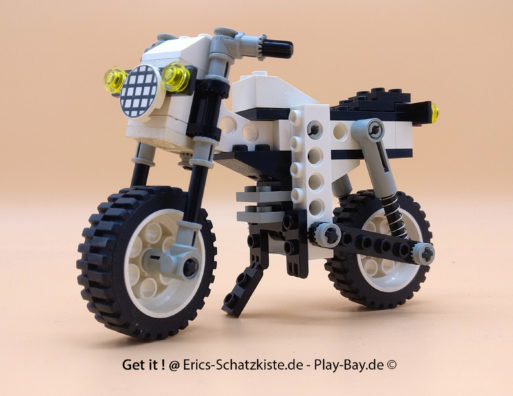 Lego® 8810 [Technic] Cafe Racer (Get it @ PLAY-BAY.de)