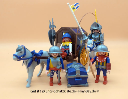 Playmobil® 3314 Löwenritter mit Schatztransport (Get it @ PLAY-BAY.de)