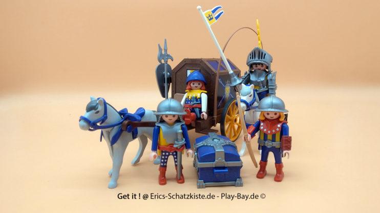 Playmobil® 3314 Löwenritter mit Schatztransport (Get it @ PLAY-BAY.de)