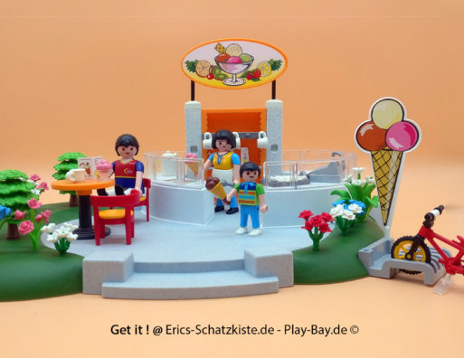 Playmobil® 4134 Eisdiele (Get it @ PLAY-BAY.de)