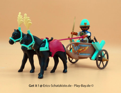 Playmobil® 4244 Ägyptischer Steitwagen (Get it @ PLAY-BAY.de)