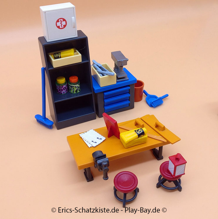 Playmobil® 4326 Werkunterricht (Get it @ PLAY-BAY.de)