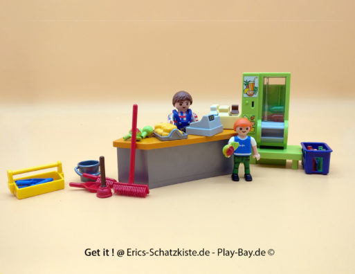 Playmobil® 4327 Schulkiosk (Get it @ PLAY-BAY.de)