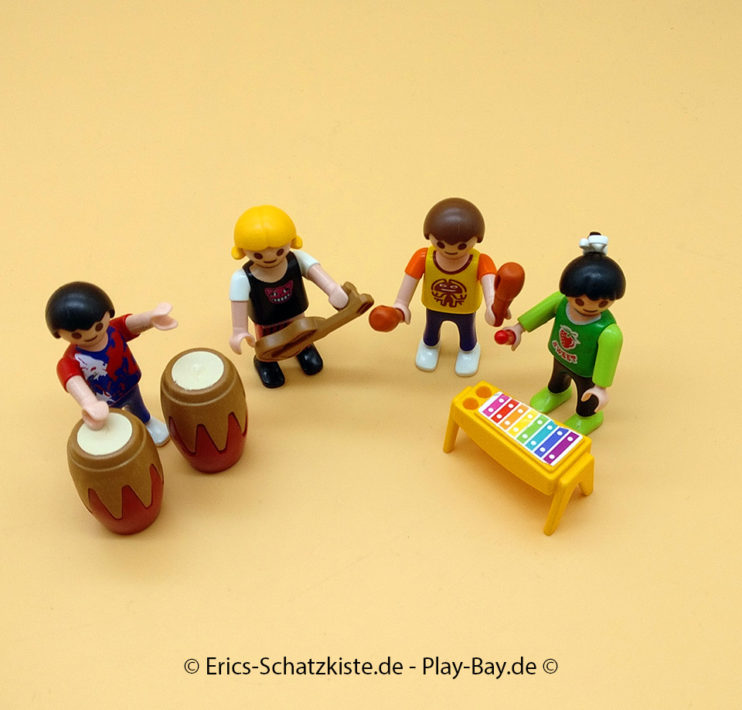 Playmobil® 4329 Schulband (Get it @ PLAY-BAY.de)