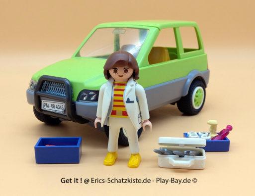 Playmobil® 4345 Tierärztin mit PKW (Get it @ PLAY-BAY.de)