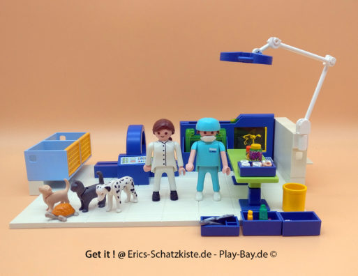 Playmobil® 4346 Tierarztpraxis (Get it @ PLAY-BAY.de)