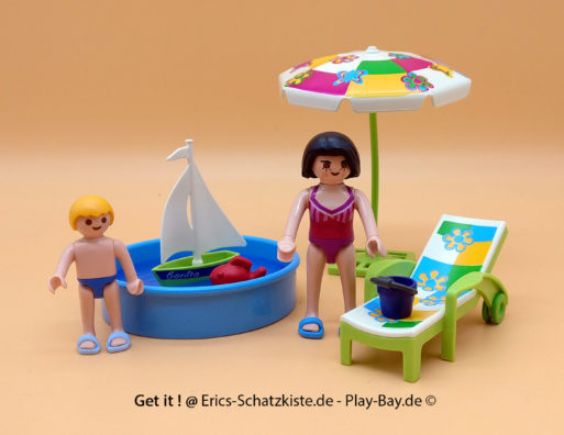 Playmobil® 4864 Planschbecken (Get it @ PLAY-BAY.de)
