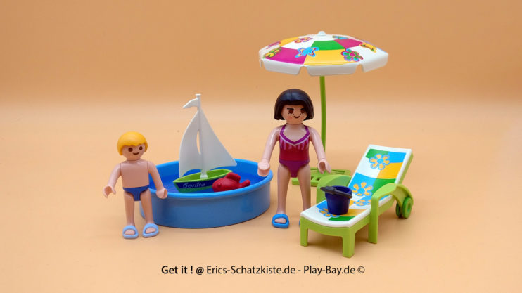Playmobil® 4864 Planschbecken (Get it @ PLAY-BAY.de)