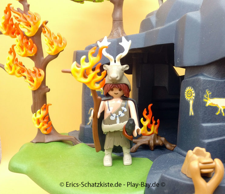 Playmobil® 5100 Große Steinzeithöhle mit Mammut (Get it @ PLAY-BAY.de)