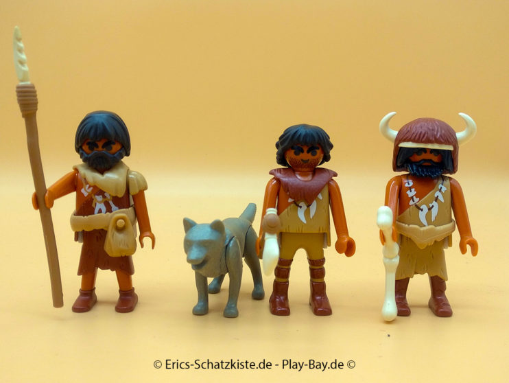 Playmobil® 5101 Mammutknochenzelt mit Jägern (Get it @ PLAY-BAY.de)