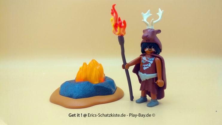 Playmobil® 5104 Feuerhüter mit LED-Feuerfels (Get it @ PLAY-BAY.de)