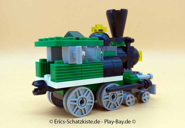 Lego® 4837 [Creator] Mini Züge Mini Trains (Get it @ PLAY-BAY.de)