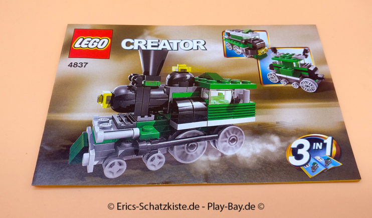 Lego® 4837 [Creator] Mini Züge Mini Trains (Get it @ PLAY-BAY.de)